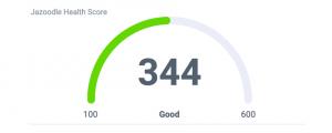 Jazoodle Health Score